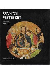 Spanyol festészet - Székely András - Régikönyvek