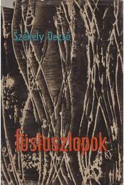 Füstoszlopok - Székely Dezső - Régikönyvek