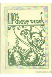 Pócsy-versek - Székely János - Régikönyvek