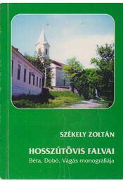 Hosszútövis falvai - Székely Zoltán - Régikönyvek