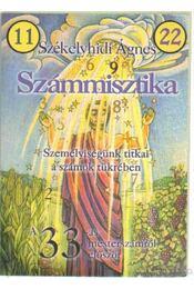 Számmisztika - Székelyhidi Ágnes - Régikönyvek