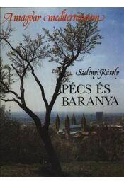 Pécs és Baranya - Szelényi Károly - Régikönyvek