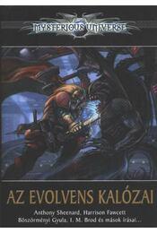 Az Evolvens kalózai - Szélesi Sándor - Régikönyvek