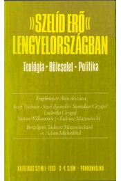 """""""Szelíd erő"""" Lengyelországban (dedikált) - Forintos György, Szesztay András - Régikönyvek"""