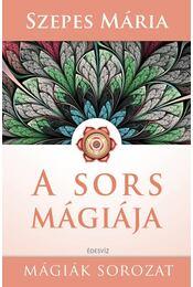 A sors mágiája - Szepes Mária - Régikönyvek