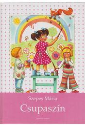 Csupaszín - Szepes Mária - Régikönyvek