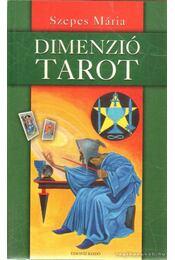 Dimenzió Tarot - Szepes Mária - Régikönyvek