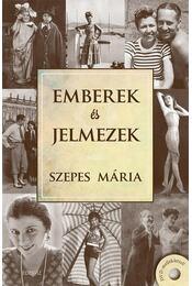 Emberek és jelmezek + DVD - Szepes Mária - Régikönyvek