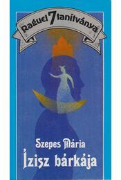 Ízisz bárkája - Szepes Mária - Régikönyvek