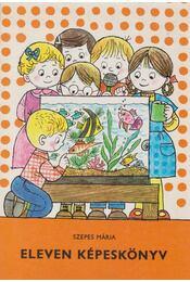 Eleven képeskönyv - Szepes Mária - Régikönyvek