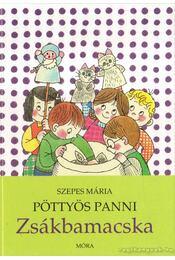 Pöttyös Panni - Zsákbamacska - Szepes Mária - Régikönyvek