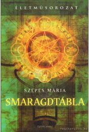 Smaragdtábla - Szepes Mária - Régikönyvek
