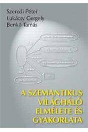 A szemantikus világháló elmélete és gyakorlata - Szeredi Péter, Lukácsy Gergely, Benkő Tamás - Régikönyvek