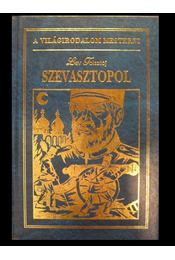 Szevasztopol / A két huszártiszt - Lev Tolsztoj - Régikönyvek