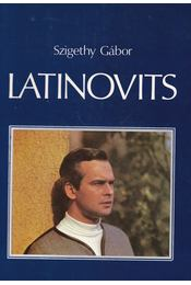 Latinovits - Szigethy Gábor - Régikönyvek