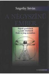 A négyszínű ember - Szigethy István - Régikönyvek