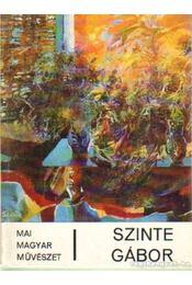 Szinte Gábor - Szíj Rezső - Régikönyvek
