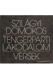 Tengerparti lakodalom - Szilágyi Domokos - Régikönyvek