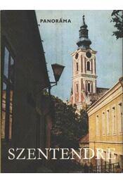 Szentendre - Szombathy Viktor, Boros Lajos, Soproni Sándor - Régikönyvek