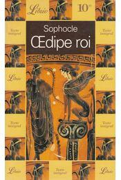 Oedipe roi - Szophoklész - Régikönyvek