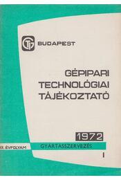 Gyártásszervezés - Szpiszár Béla - Régikönyvek