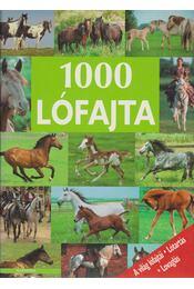 1000 lófajta - Szűts Balázs - Régikönyvek