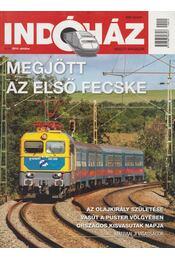 Indóház 2014. október - T. Hámori Ferenc - Régikönyvek