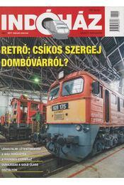 Indóház 2017. február-március - T. Hámori Ferenc - Régikönyvek