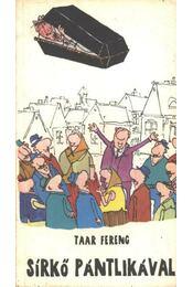 Sírkő pántlikával - Taar Ferenc - Régikönyvek