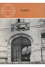 Tabán - Radnai Lóránt - Régikönyvek