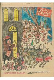 Ludas Matyi 1975. évfolyam (teljes) - Tabi László - Régikönyvek