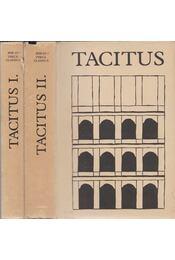 Tacitus összes művei I-II. - Tacitus - Régikönyvek