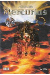 Mundus Mercurius  2002/3. november - Takács Tibor - Régikönyvek