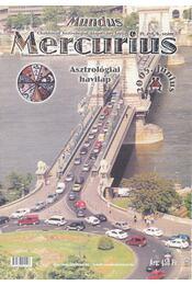 Mundus Mercurius  2005/6. június - Takács Tibor - Régikönyvek
