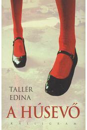A húsevő - Tallér Edina - Régikönyvek