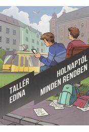 Holnaptól minden rendben - Tallér Edina - Régikönyvek