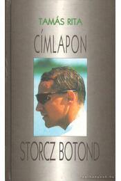 Címlapon Storcz Botond - Tamás Rita - Régikönyvek