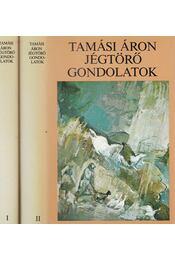 Jégtörő gondolatok I-II. kötet - Tamási Áron - Régikönyvek