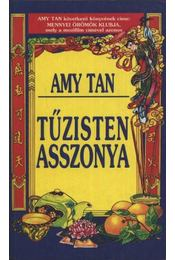 Tűzisten asszonya - Tan, Amy - Régikönyvek