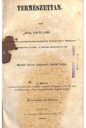 Természettan I-II. (egy kötetben) - Régikönyvek