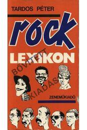 Rock lexikon - Tardos Péter - Régikönyvek