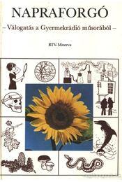 Napraforgó - Tarnay Márta - Régikönyvek