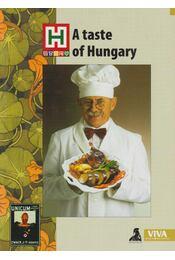 A taste of Hungary - Moldován Tamás - Régikönyvek