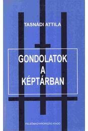 Gondolatok a képtárban - Tasnádi Attila - Régikönyvek