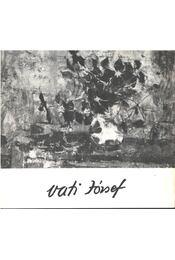 Vati József festőművész kiállítása (meghívó) - Tasnádi Attila - Régikönyvek