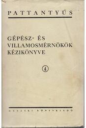 Pattantyús 4. - Terplán Zénó - Régikönyvek
