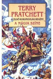 A mágia színe - Terry Pratchett - Régikönyvek