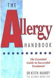 The Allergy Handbook - Régikönyvek