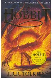 The Hobbit - J. R. R. Tolkien - Régikönyvek