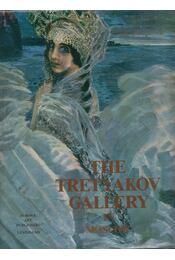 The Tretyakov Gallery in Moscow - Régikönyvek